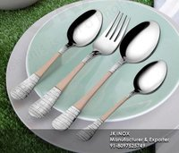Steel Cutlery Two Tone