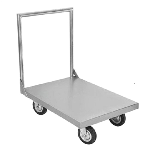 Simple Platform Trolley