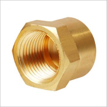 Brass Cap Nut NPT