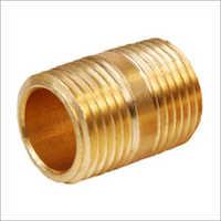 Brass Close Nipple NPT