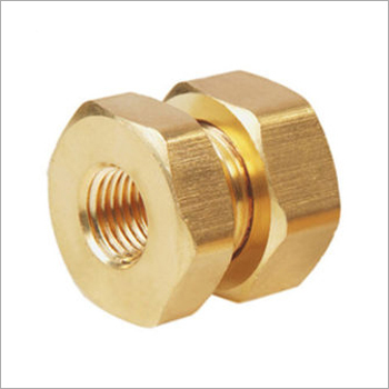 Brass Turned Component