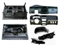 Auto Engine Cover Mould