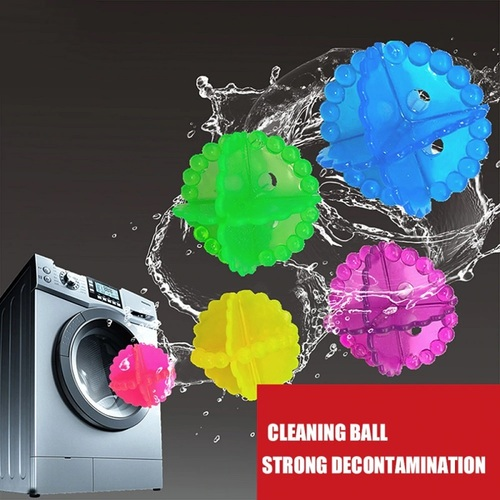Laundry Clothes Cleaning Balls (4 Pcs)