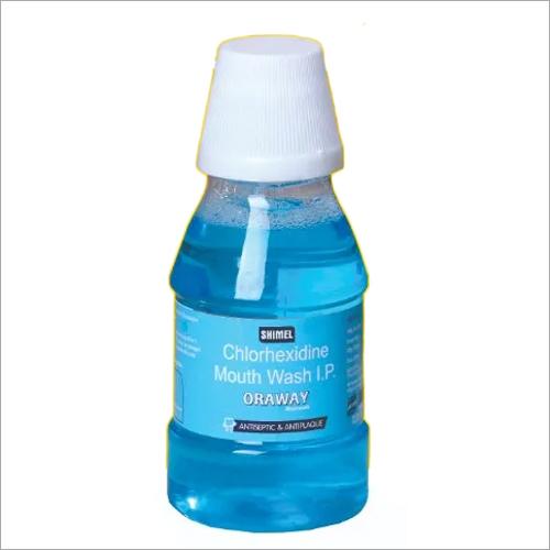 Chlorhexidine Mouthwash IP