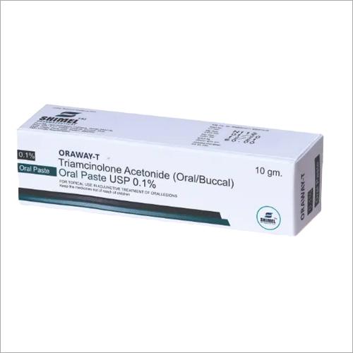 10gm Triamcinolone Acetonide Oral Paste