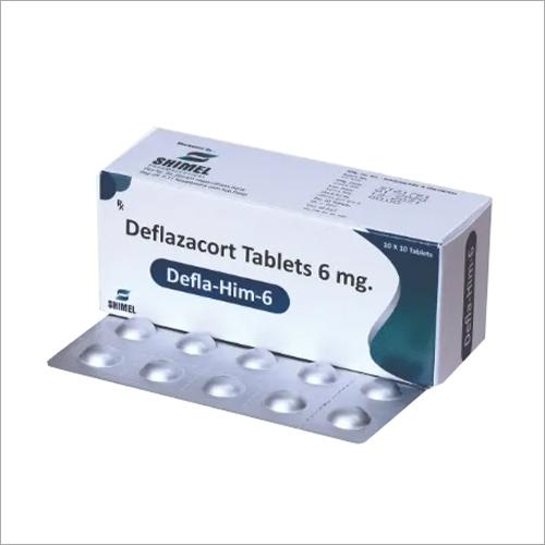 6 mg Deflazacort Tablets