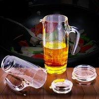 Acrylic Seasoning Pot 250 Ml