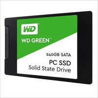 WD Green 240 GB Solid State Drive