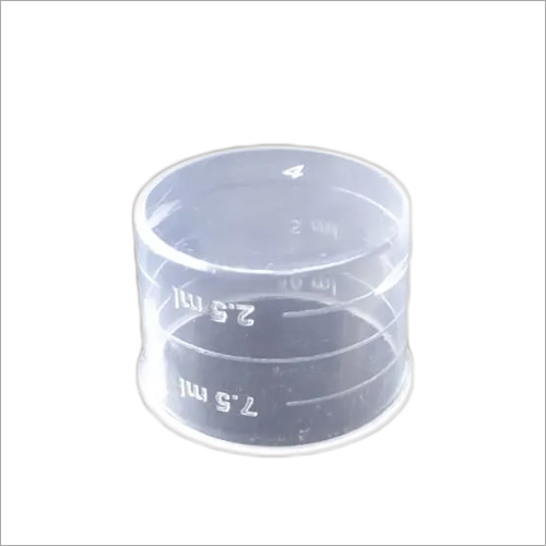 PP Transparent Syrup Cups
