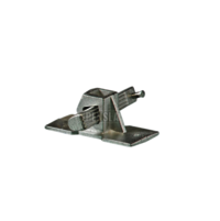 Silver Scaffolding Rapid Clamp
