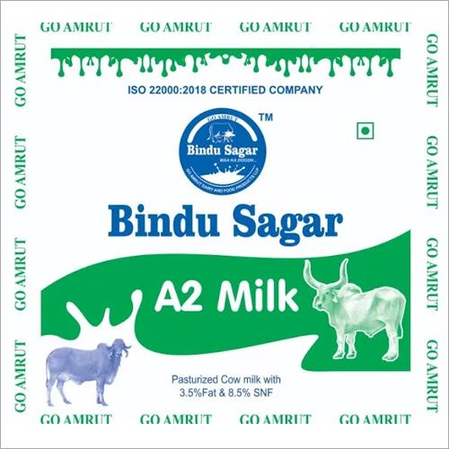 A2 Cow Milk