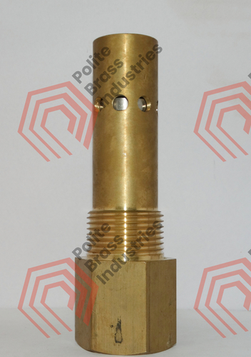 Brass Vertical NRV