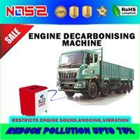Dharawada Motor Bike HHO Decarbonising Machine