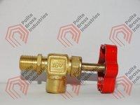 Brass F valve