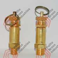 Brass IR Safety Valves