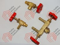 Brass S valve, Two way valve