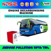 Honnali Bus HHO Decarbonising Machine