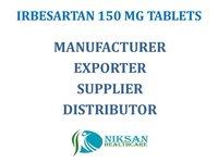 IRBESARTAN 150 MG TABLETS