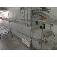 Fully Automatic Papad Making Machines with Dryer