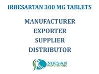 IRBESARTAN 300 MG TABLETS