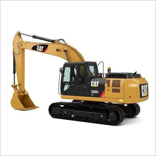 345GC Excavator