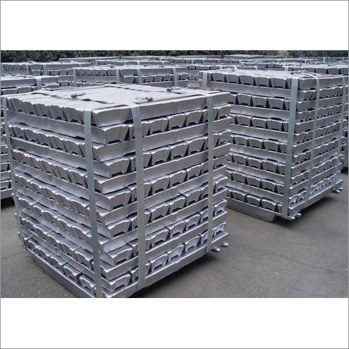 Industrial Pure Aluminum Ingot
