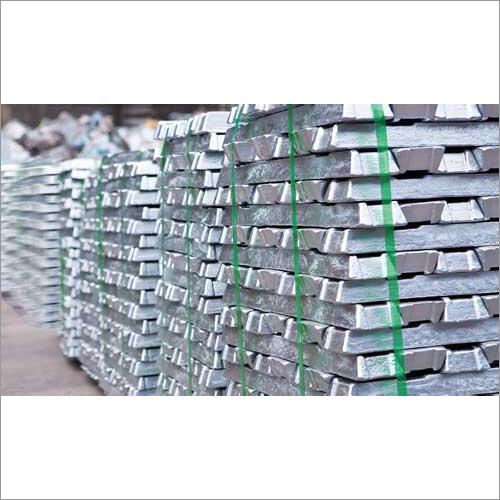 99 Percent Purity Aluminium Ingot