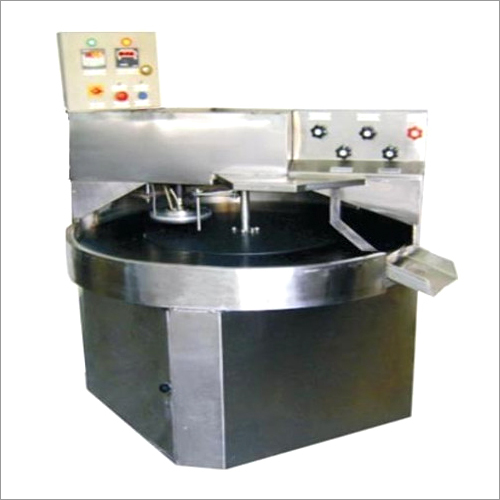 Stainless Steel Semi Automatic Chapati Making Machine
