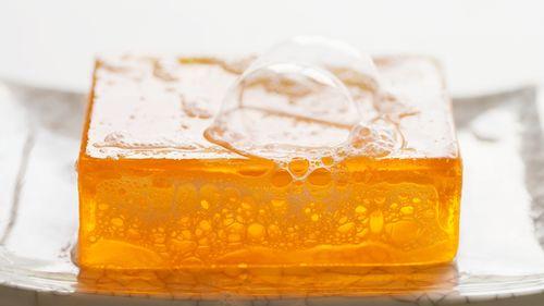 Orange Glycerin Soap