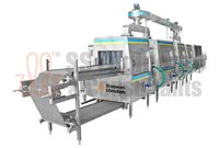 AUTOMOTIVE PARTS WASHER MACHINE