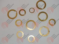 Brass sheet cutting washer