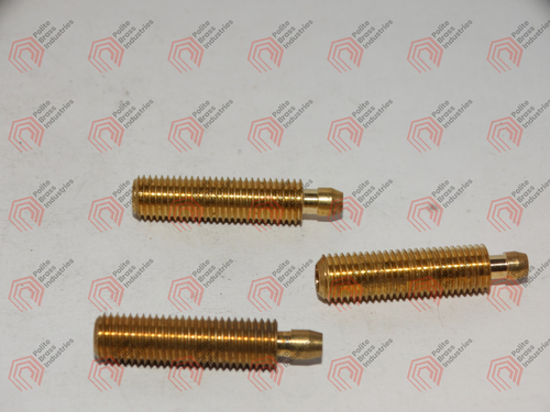Brass Gas nozzle fittings