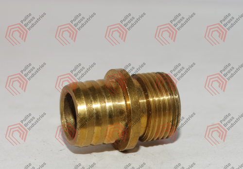 Brass Gas Part male female