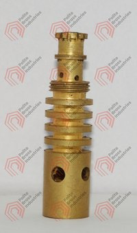 Brass Gas Spindle goldsmith
