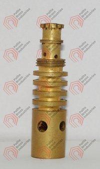 Brass Gas Spindle goldsmith