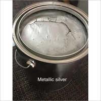 Metallic Silver Paints