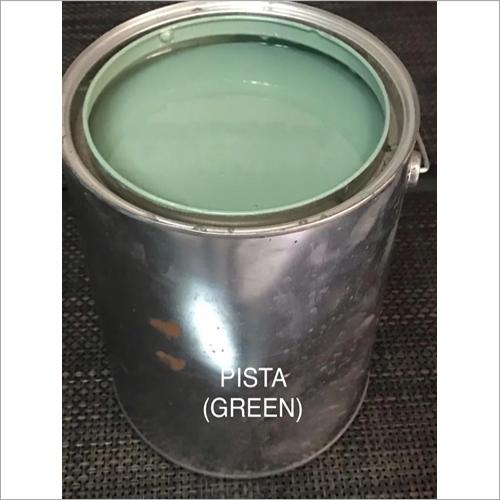 Pista Green Paints