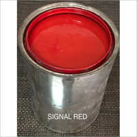 Signal Red Paints