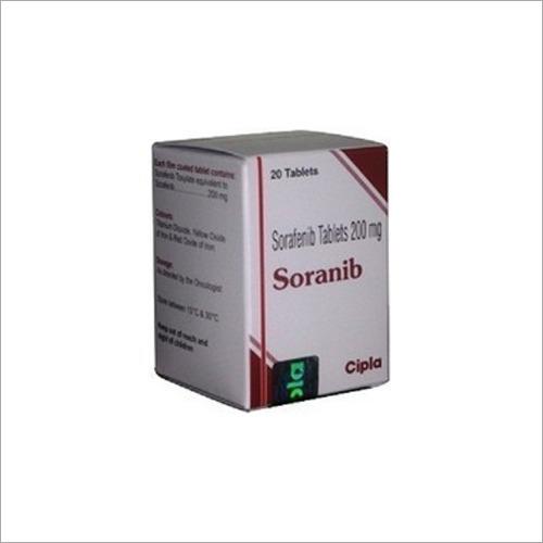 200 MG Sorafenib Tablets