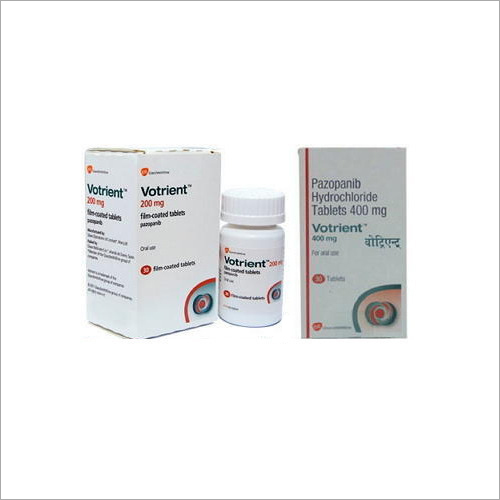400 MG Pazopanib Hydrochloride Tablets