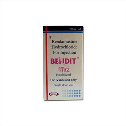 Bendamustine Hydrochloride For Injection