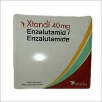 40 MG Xtandi Enzalutamide Capsules