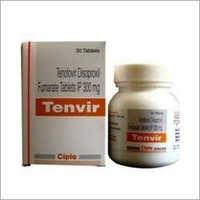 300 MG Tenofovir Disoproxil Fumarate Tablets IP