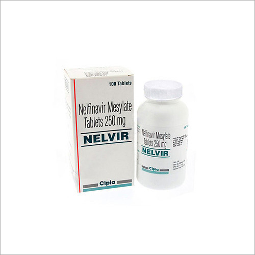 250 MG Nelfinavir Mesylate Tablets