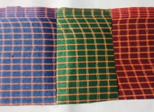 Check Lamination Fabric