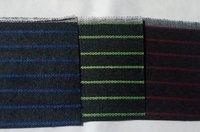 Plain Stripes Lamination Fabric
