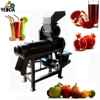 Ht-1.5 Fruit  Apple Tomato Spinach Juice Extracting Machine