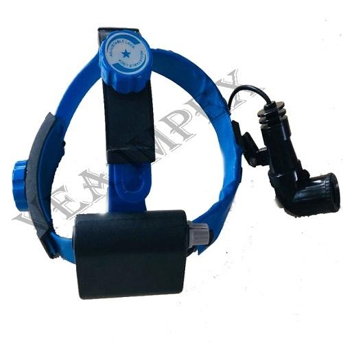 Led Headlight Battery Operated Elastic Band