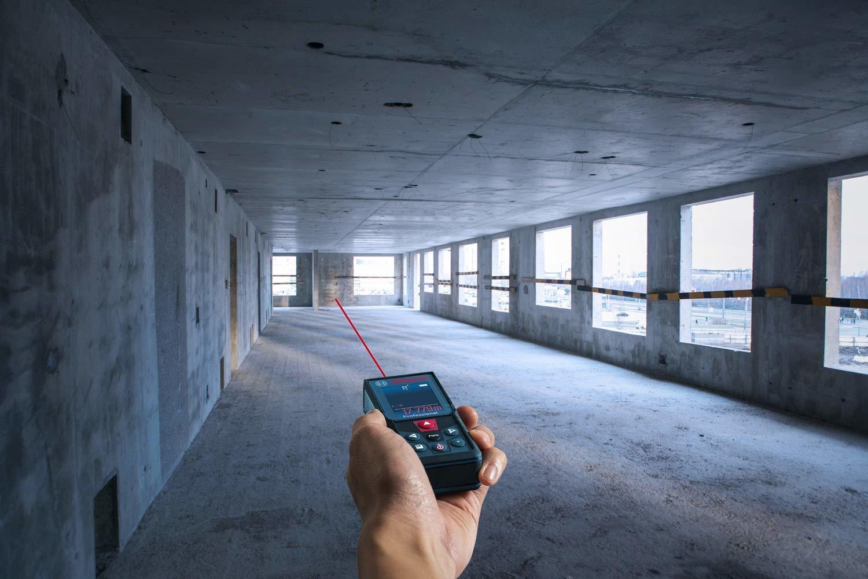 Bosch Glm-4o- Laser Distance Measure Miter
