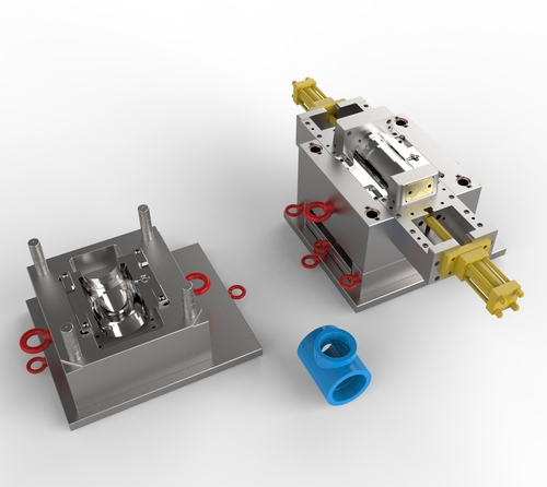 Plastic Elbows Fitting Mould